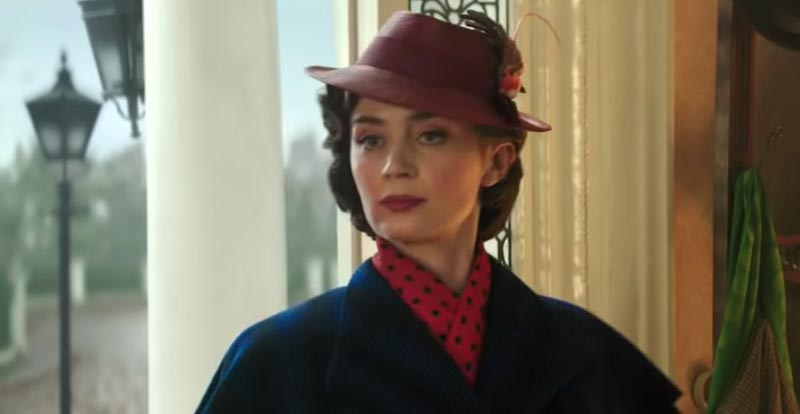 It's wonderful to see this Mary Poppins Returns clip