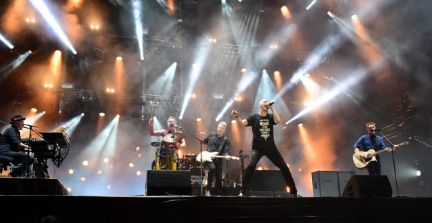 Midnight Oil, 'Armistice Day: Live at the Domain, Sydney' review