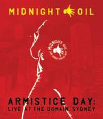 Midnight Oil Armistice Day