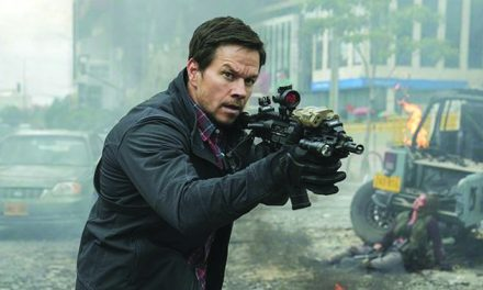 Mile 22 on DVD and Blu-ray November 28