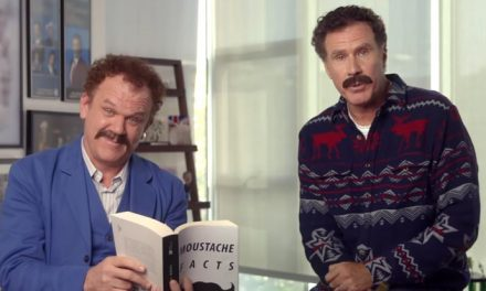 "Mo ""facts"" with Will Ferrell and John C. Reilly"