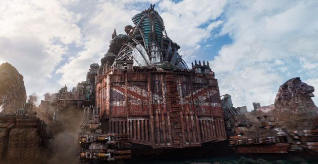 Interview with director Christian Rivers – Mortal Engines