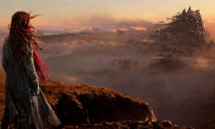 Fiery new peek at Mortal Engines looks wild