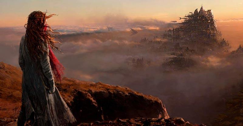 Fiery new peek at Mortal Engines looks wild
