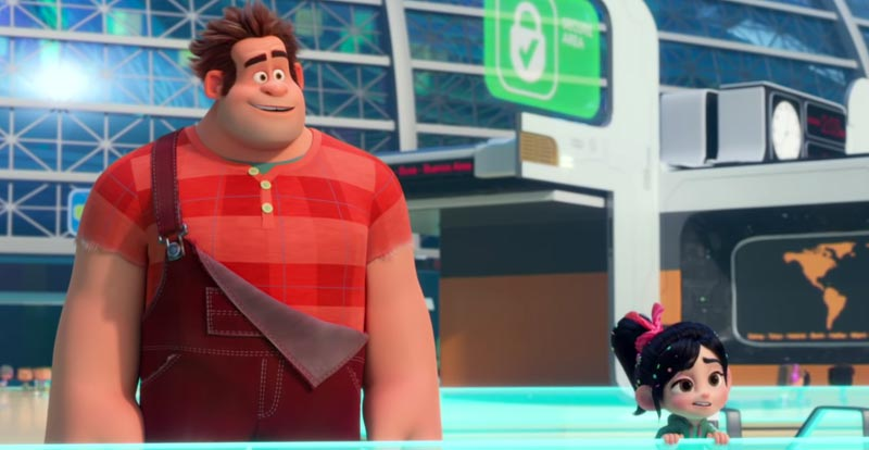 Ralph Breaks the Internet with product placement