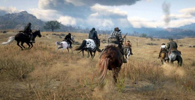 Mosey onto the net for Red Dead Online