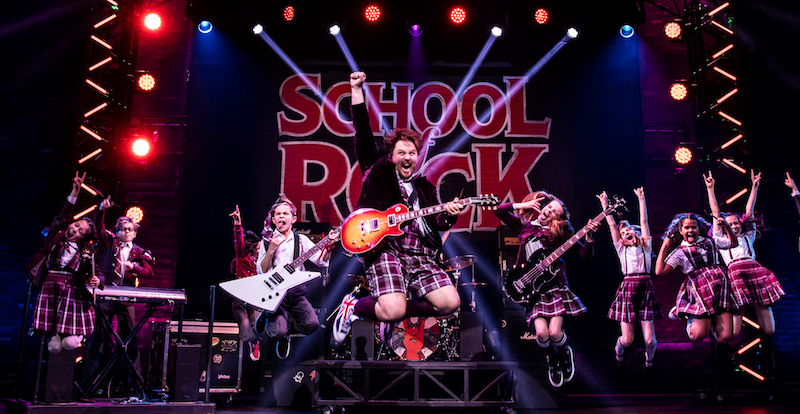 School of Rock The Musical @ Her Majesty's Theatre, Melbourne – live review