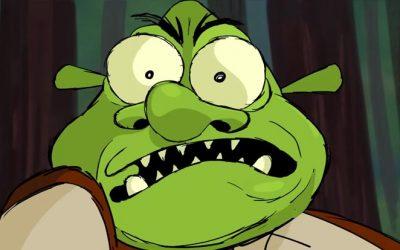 Shall we take a trip? Shrek remake looks bonkers