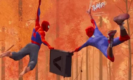 Grab a bagel and dig this extended Spider-Man: Into the Spider-Verse clip