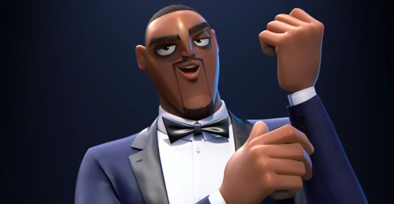 Will Smith is a super fly super spy in Spies in Disguise