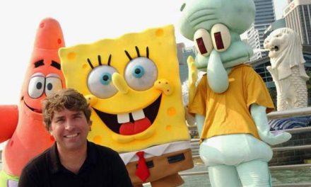 R.I.P. SpongeBob SquarePants creator Stephen Hillenburg (1961-2018)