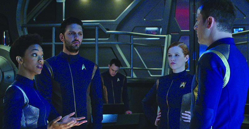 Star Trek: Discovery on DVD and Blu-ray November 21