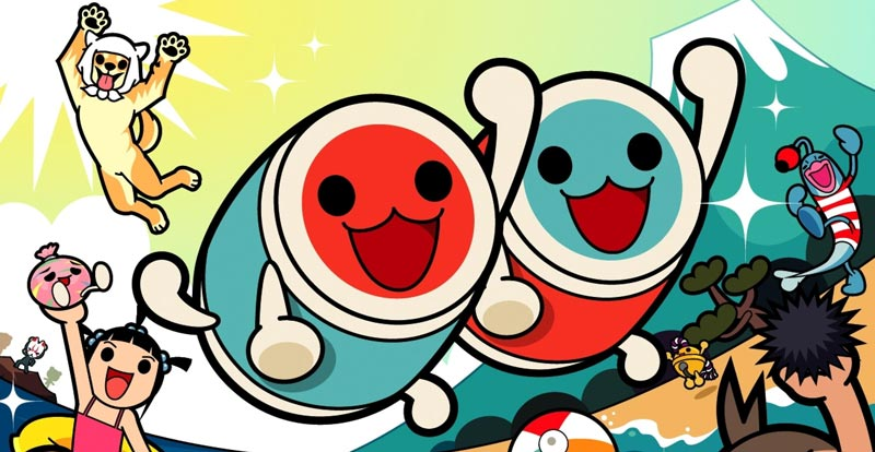 Taiko no Tatsujin: Drum 'n' Fun! – review