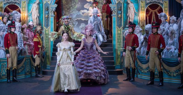 Interview with cast and director – The Nutcracker and the Four Realms