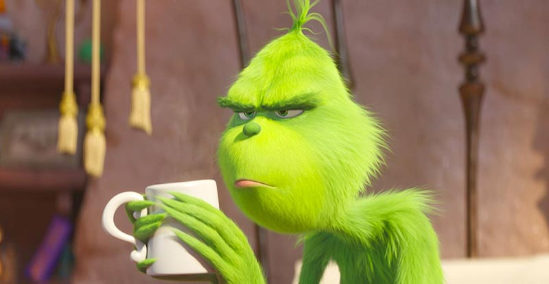 The Grinch – review