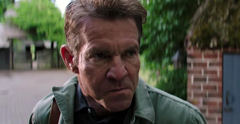 Dennis Quaid just can't let go in The Intruder
