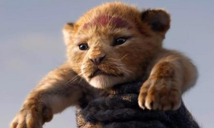 The new Lion King meets the classic Lion King