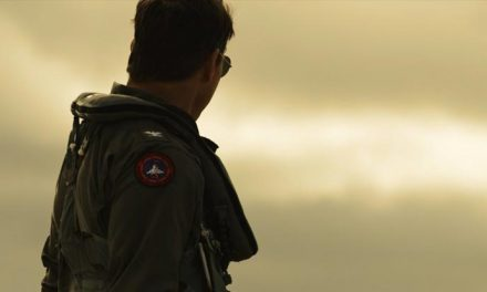 Tom Cruise to be a real Top Gun?