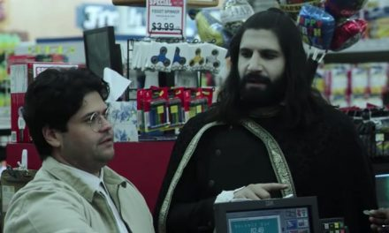 Glimpse the TV take on What We Do in the Shadows