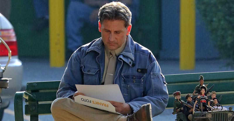 Latest look at Steve Carell in Welcome to Marwen