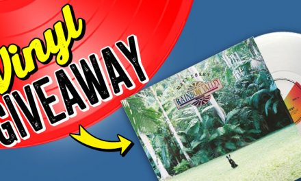 New release vinyl giveaway: Matt Corby, 'Rainbow Valley'