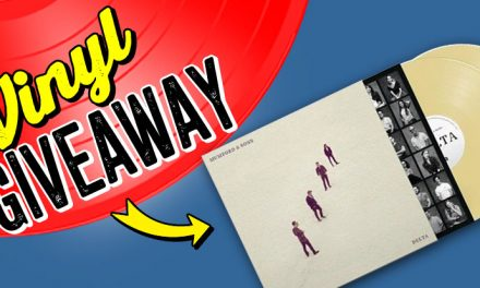 New release vinyl giveaway: Mumford & Sons, 'Delta'
