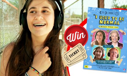 Win movie tickets to see 'I Used to Be Normal: A Boyband Fangirl Story'