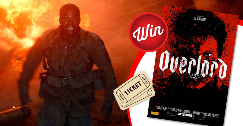 Win: 15 passes to see 'Overlord'