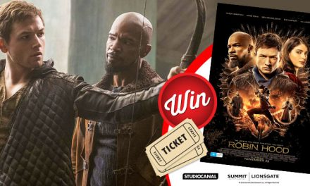 Win movie tickets to see Robin Hood