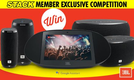 Win one of two JBL Link prize packs