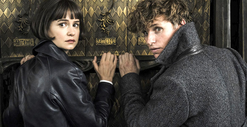 Cast interview – Fantastic Beasts: The Crimes of Grindelwald