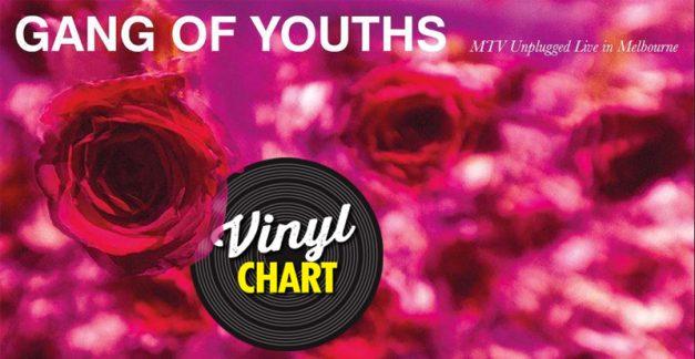 JB's vinyl chart (November 9 – 15, 2018)