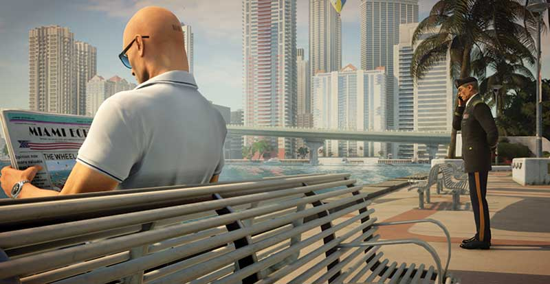 Hitman 2 – interview
