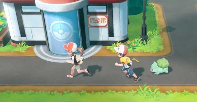 Pokémon: Let's Go, Pikachu – review