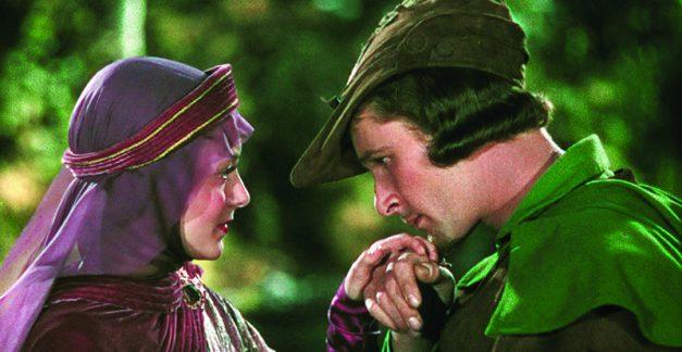 Bob J's – The Adventures of Robin Hood (1938)