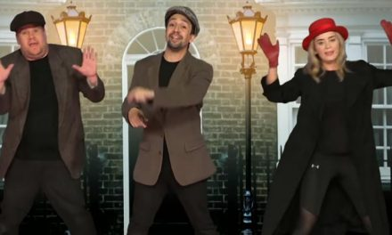 Emily Blunt and Lin-Manuel Miranda do 22 musicals in 12 minutes