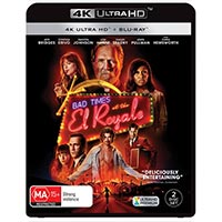 4K January 2019 - Bad Times at the El Royale