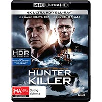 4K January 2019 - Hunter Killer
