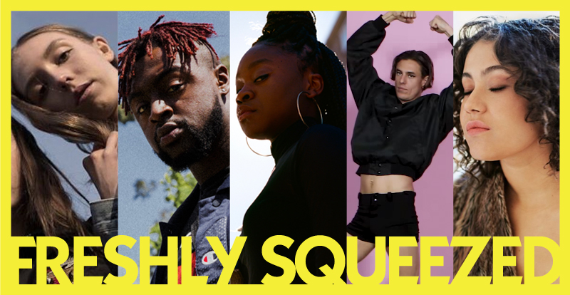 5 tunes you gotta hear this week (2/12/18)