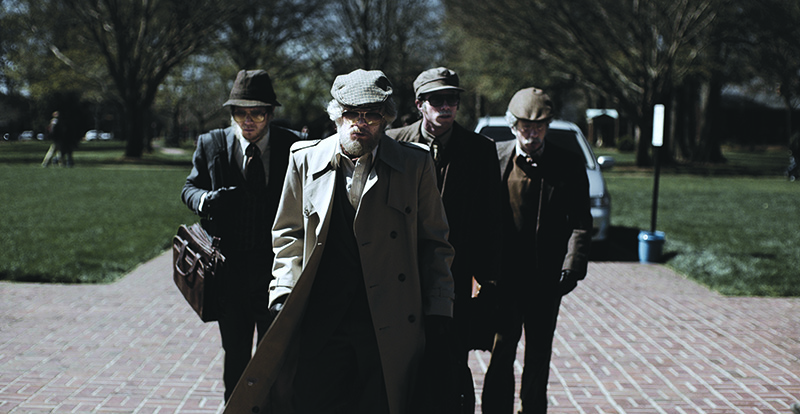 American Animals on DVD and Blu-ray January 16