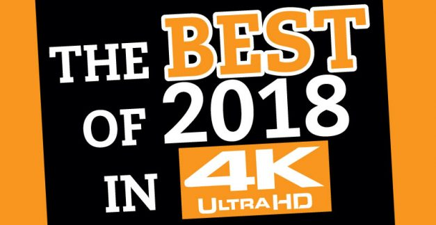 The best of 2018 in 4K