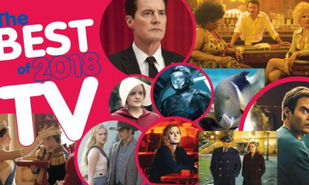 The best of 2018 in TV