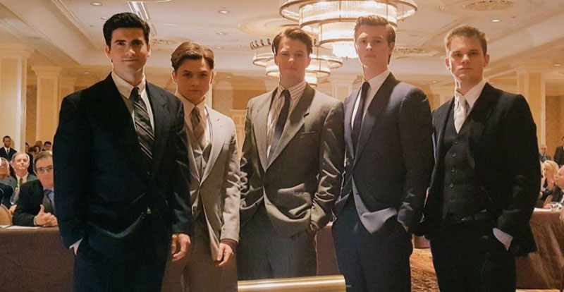 Billionaire Boys Club on DVD and Blu-ray January 9