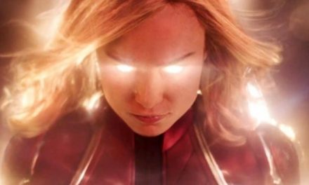 Latest Captain Marvel trailer hits
