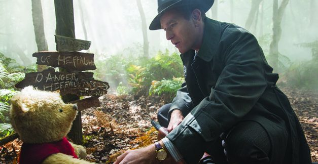 Christopher Robin on DVD and Blu-ray December 12