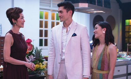 Crazy Rich Asians on DVD and Blu-ray December 12
