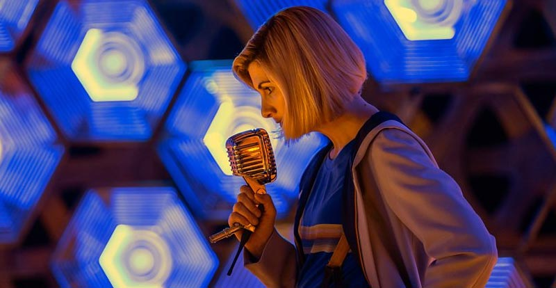 Doctor Who – all is quiet on New Year's Day, but not January 2