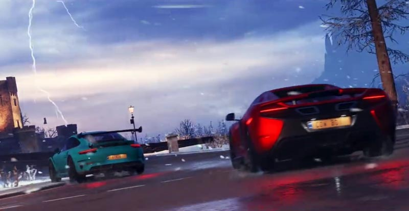 Expand your Forza Horizon 4 with Fortune Island