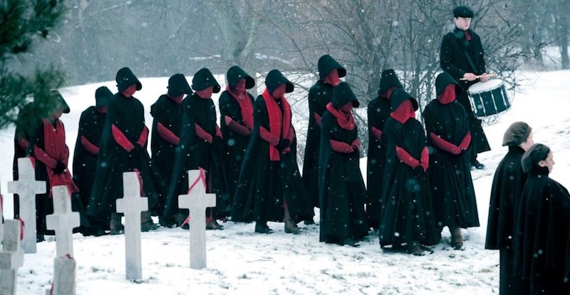 The Handmaid's Tale: Season 2 on DVD and Blu-ray December 12