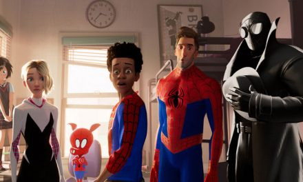 Interview with Nicolas Cage – Spider-Man: Into the Spider-Verse